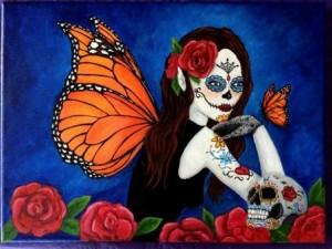 Molly Sugar Skull